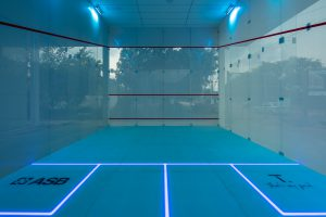 How tech can transform squash into the new social experience